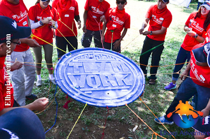 Outbound bandung teambuilding