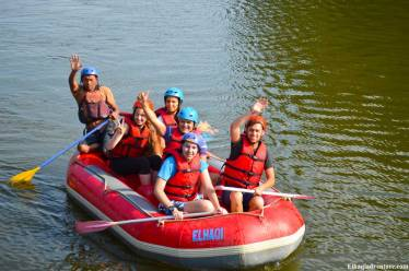 Wisata Arung Jeram Sungai Palayangan Bersama Para Ekspat (tourist asing) (bagian 2)