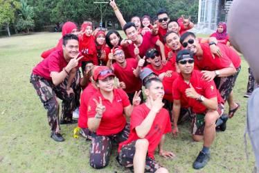 Melupakan Pekerjaan Sejenak di Kawasan Outbound Lembang