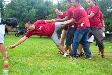 Kegiatan Outbond di Bandung PT Pesona Prima Utama