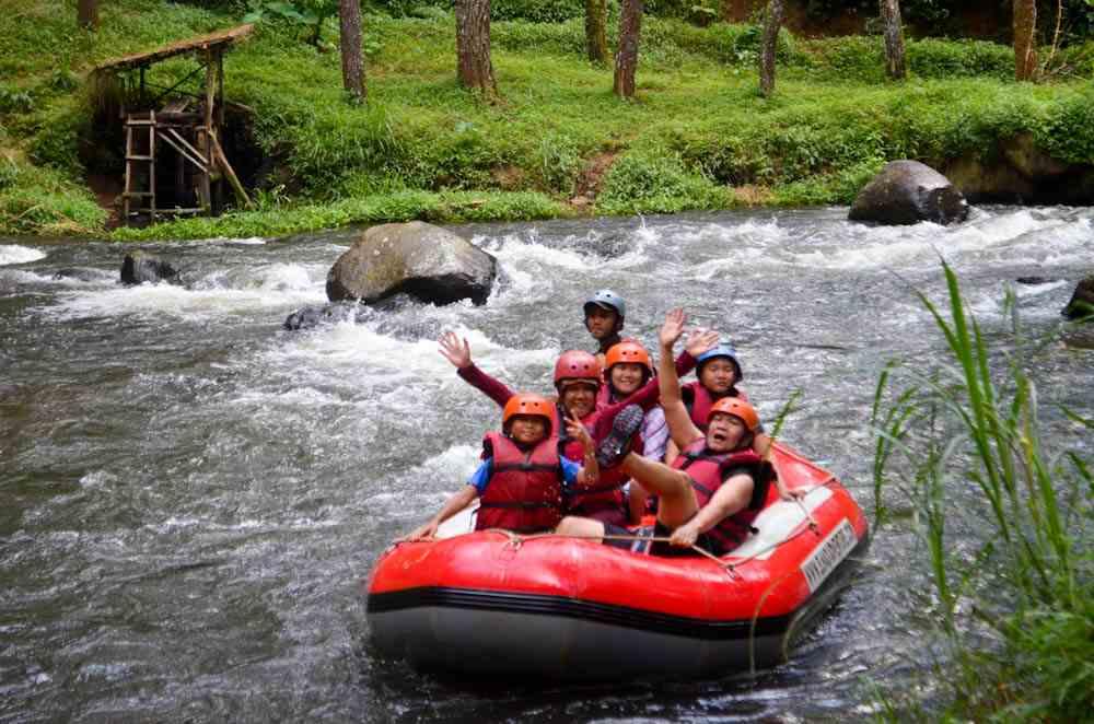 Nikmati Keseruan dan Tantangan Jalur Offroad Bandung
