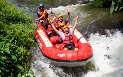 Keseruan Kegiatan Rombongan LAZADA Outbound di Bandung