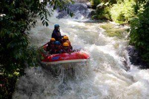 rafting Pangalengan murah
