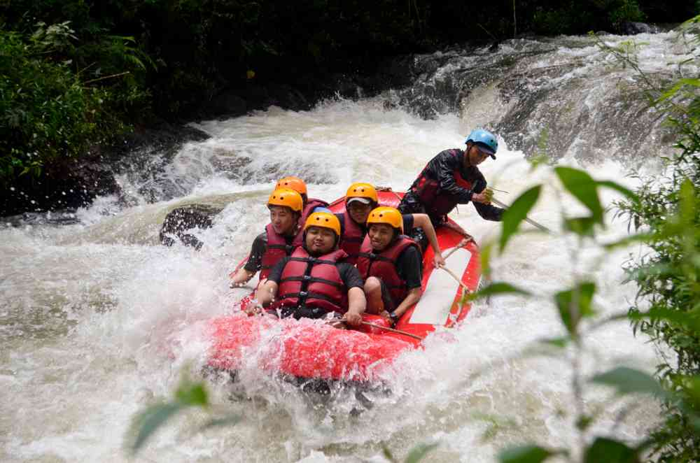Tips Rafting Daerah Pangalengan Ini Patut Kamu Ketahui