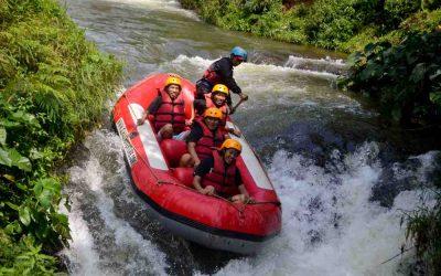 Griya Cinunuk Bandung Dapatkan Keseruan Tempat Outbound di Bandung yang Murah (Trip 1)