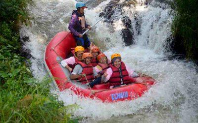 Menikmati Aktivitas Rafting Bandung yang Seru sekaligus Menantang