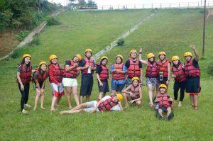 rafting di Bandung1