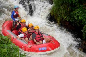 rafting di Bandung2