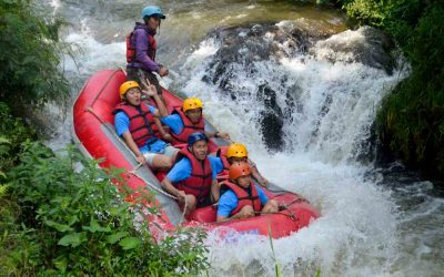 Wajib Mencoba Wisata Arung Jeram di Bandung