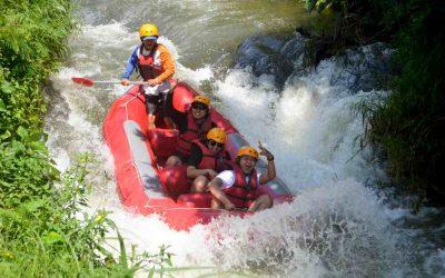Selektif Memilih Paket Rafting Bandung