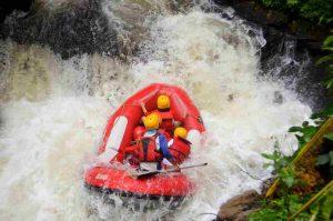 Paket Rafting Pangalengan