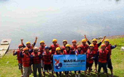 Mas Kargo Coba Asyiknya Paket Rafting Bandung