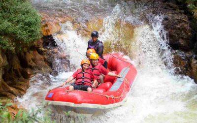 Serunya Bank Mega Rafting di Bandung Bersama Elhaqi Adventure