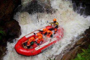water rafting Bandung