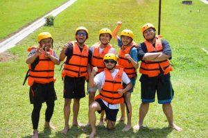 rafting Bandung Selatan