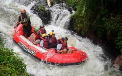 Wisata Rafting Bandung oleh PT. Sankosha yang Ramai dan Penuh Petualangan
